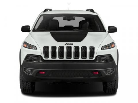 Used 2018 Jeep Cherokee Trailhawk