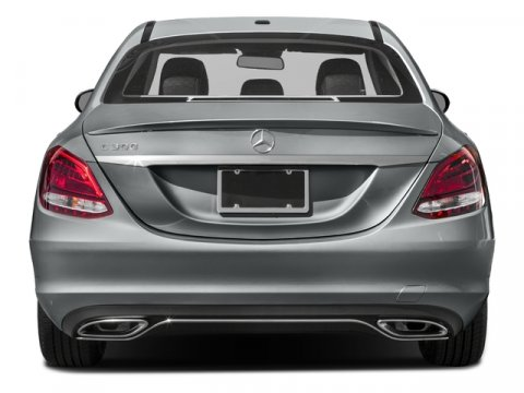 New 2018 Mercedes-Benz C-Class C 300 4MATIC Sedan