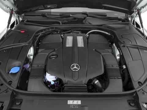 New 2018 Mercedes-Benz S-Class S 450 Sedan