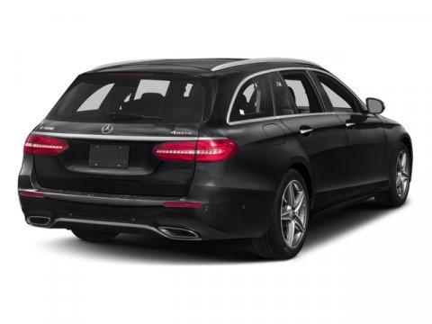 New 2018 Mercedes-Benz E-Class E 400 4MATIC Wagon