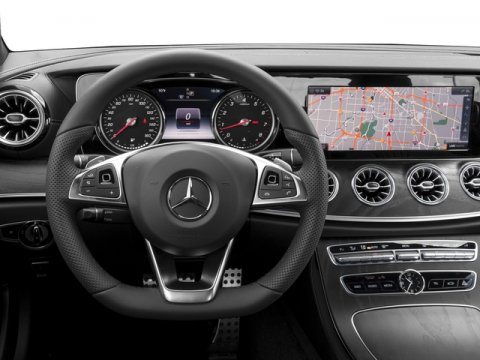 New 2018 Mercedes-Benz E-Class E 400 4MATIC Coupe
