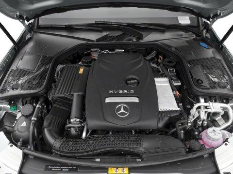 Used 2018 Mercedes-Benz C-Class C 350e