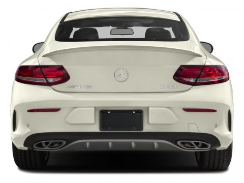New 2018 Mercedes-Benz C-Class AMG C 43 4MATIC Coupe