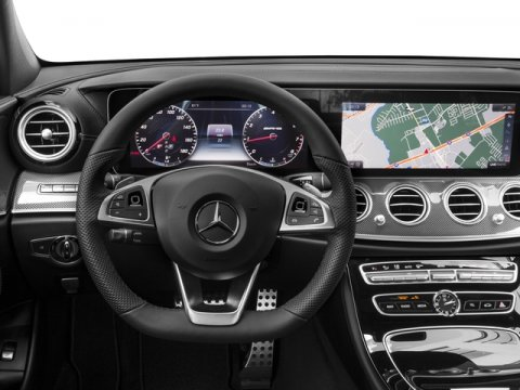 New 2018 Mercedes-Benz E-Class AMG E 43 4MATIC Sedan