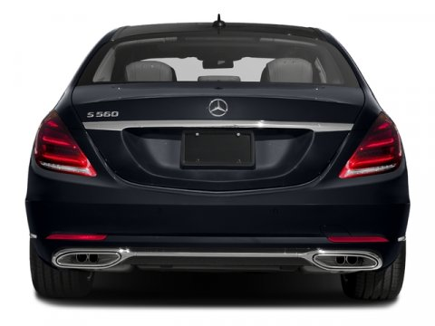 New 2018 Mercedes-Benz S-Class S 560 4MATIC Sedan