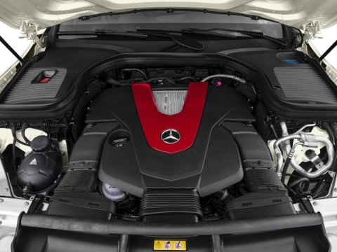 New 2018 Mercedes-Benz GLC AMG GLC 43 4MATIC SUV