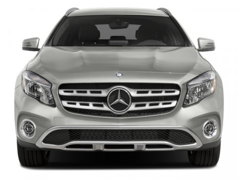 New 2018 Mercedes-Benz GLA GLA 250 4MATIC SUV