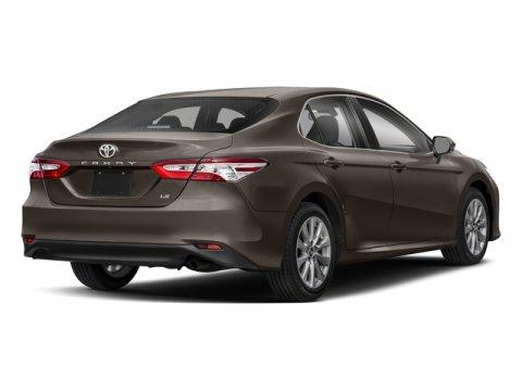 New 2018 Toyota Camry LE Auto