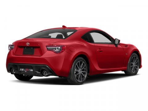 New 2018 Toyota 86 GT Auto w-Black Accents
