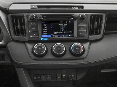 New 2018 Toyota RAV4 LE FWD