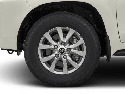New 2018 Toyota Land Cruiser 4WD