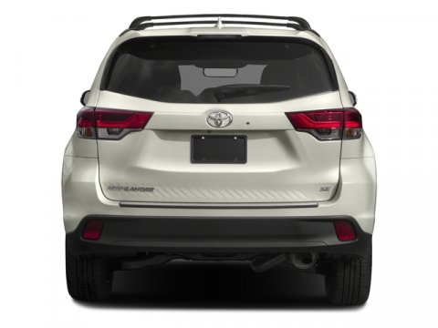 New 2018 Toyota Highlander SE V6 AWD
