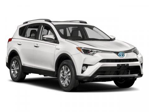 New 2018 Toyota RAV4 Hybrid LE AWD