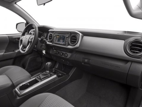 New 2018 Toyota Tacoma SR5 Access Cab 6' Bed I4 4x4 AT