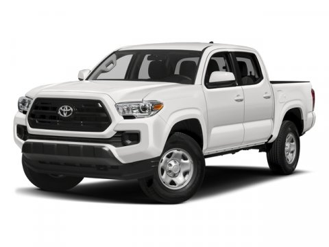 New 2018 Toyota Tacoma SR Double Cab 5' Bed V6 4x4 AT