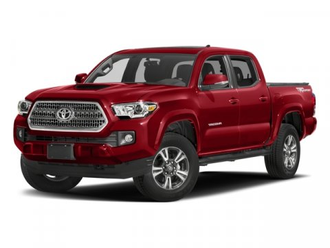 New 2018 Toyota Tacoma TRD Sport Double Cab 5' Bed V6 4x4 AT