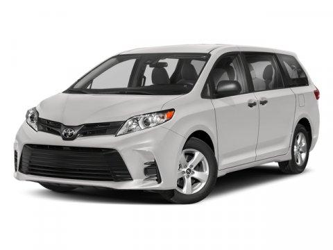New 2018 Toyota Sienna LE AWD 7-Passenger