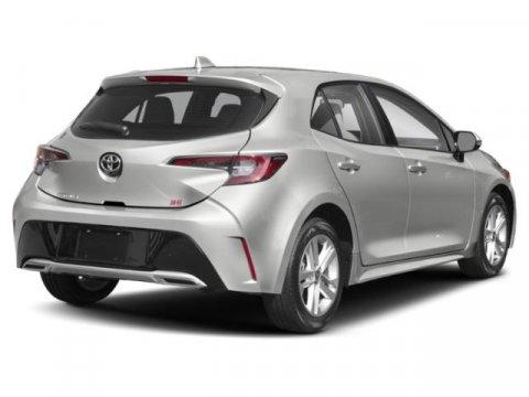 2019 Toyota Corolla Hatchback SE CVT
