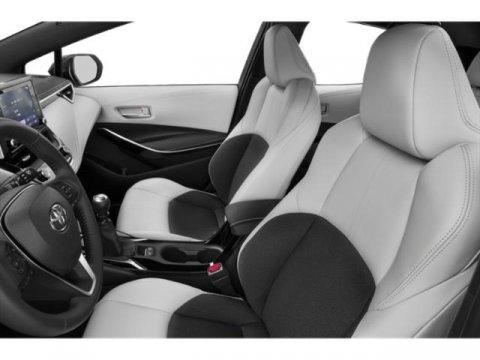 2019 Toyota Corolla Hatchback XSE CVT