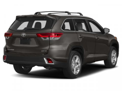 2019 Toyota Highlander Limited Platinum V6 AWD