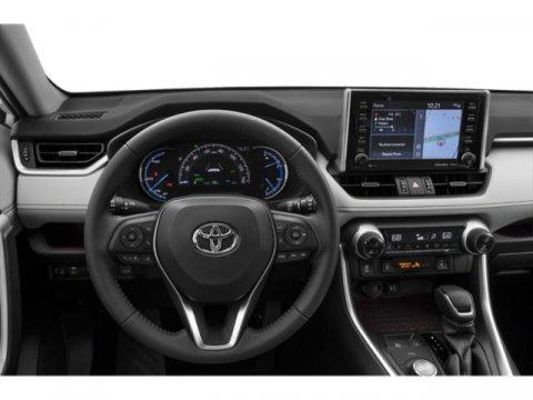 2019 Toyota RAV4 Hybrid Limited AWD
