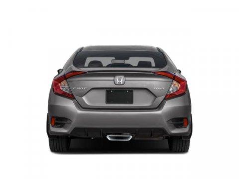 Used 2020 Honda Civic Sport