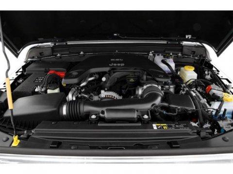 Used 2020 Jeep Wrangler Willys Sport