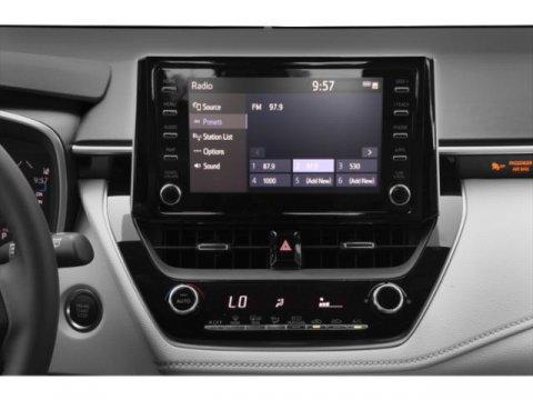 2020 Toyota Corolla Hatchback XSE CVT