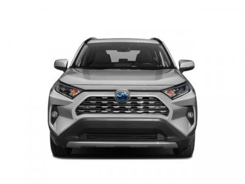 2020 Toyota RAV4 Hybrid Limited AWD