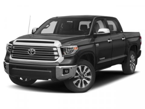 2020 Toyota Tundra Limited CrewMax 5.5' Bed 5.7L 4x4