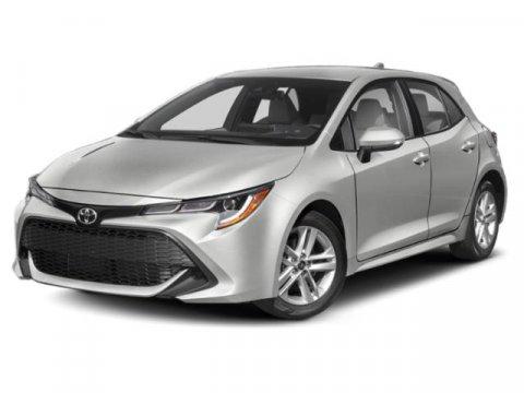 2021 Toyota Corolla Hatchback SE CVT