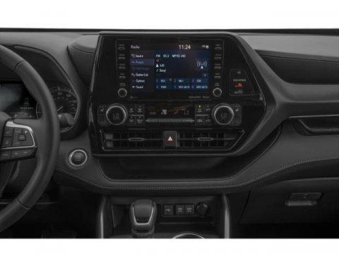 2021 Toyota Highlander XSE AWD