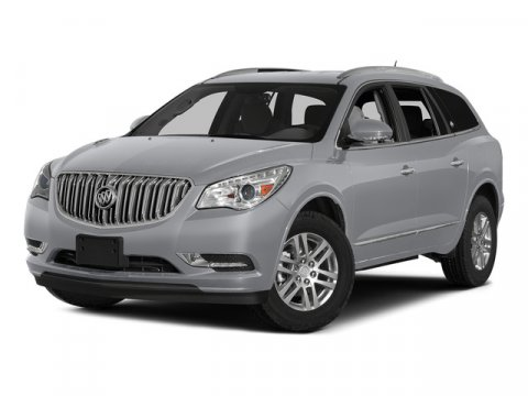 Used 2015 Buick Enclave Leather