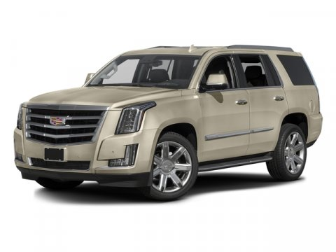 Used 2016 Cadillac Escalade Luxury Collection