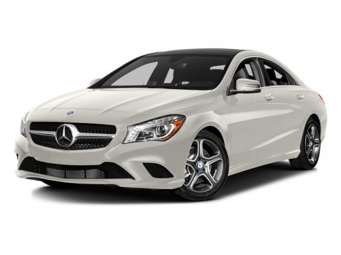 New 2016 Mercedes-Benz CLA 4dr Cpe CLA250 FWD