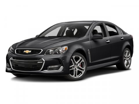 Used 2017 Chevrolet SS
