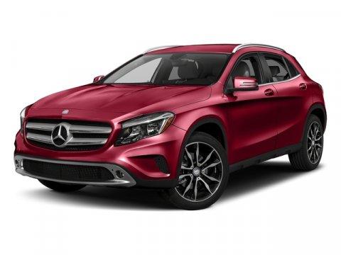 New 2017 Mercedes-Benz GLA GLA 250 4MATIC SUV