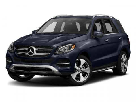 New 2017 Mercedes-Benz GLE GLE350 4MATIC SUV