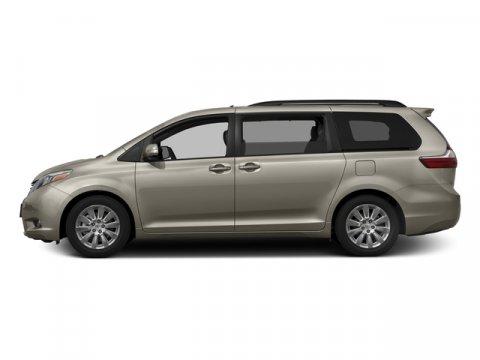 Used 2017 Toyota Sienna Limited Premium