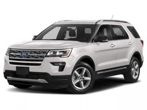 Used 2018 Ford Explorer Platinum