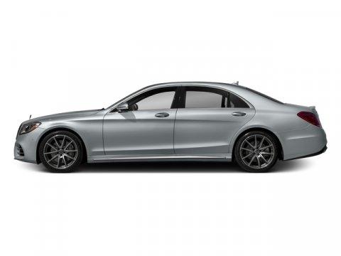 New 2018 Mercedes-Benz S-Class S 450 4MATIC Sedan