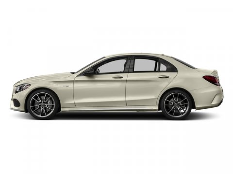 New 2018 Mercedes-Benz C-Class AMG C 43 4MATIC Sedan