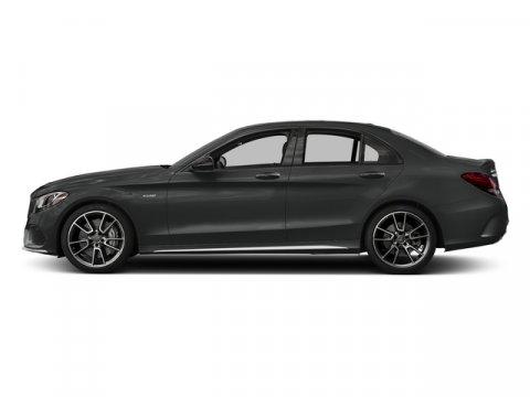 New 2018 Mercedes-Benz C-Class AMG C 43 4MATIC Sedan