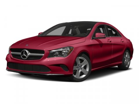 New 2018 Mercedes-Benz CLA CLA 250 4MATIC Coupe