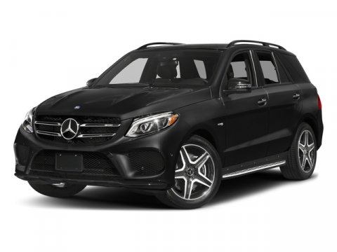 New 2018 Mercedes-Benz GLE AMG GLE 43 4MATIC SUV