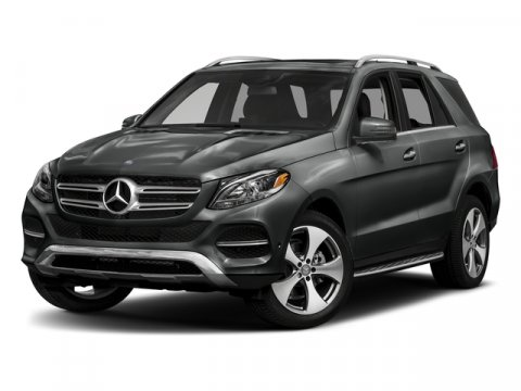 New 2018 Mercedes-Benz GLE GLE 350 4MATIC SUV