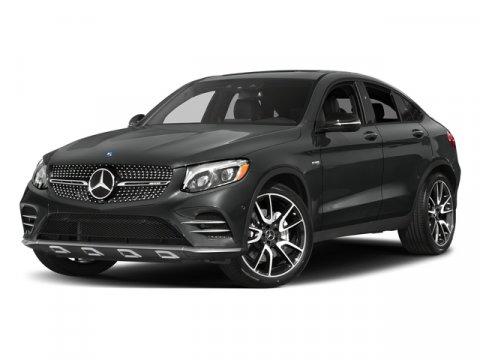 New 2018 Mercedes-Benz GLC AMG GLC 43 4MATIC Coupe