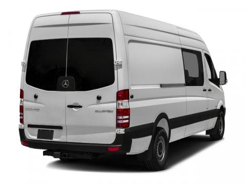 New 2018 Mercedes-Benz Sprinter Van 2500 Standard Roof V6 144 RWD