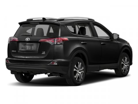 New 2018 Toyota RAV4 LE AWD