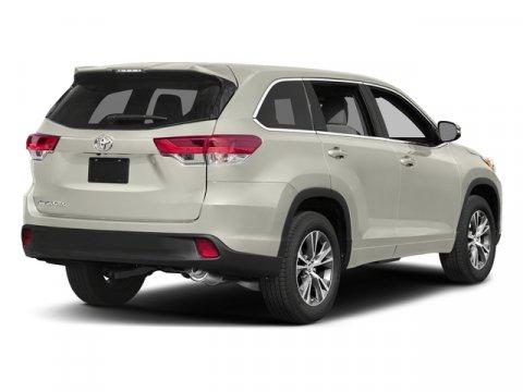 New 2018 Toyota Highlander LE I4 FWD